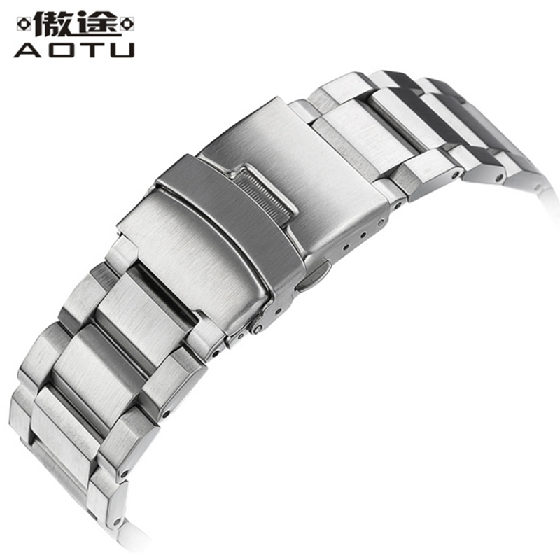 Stainless Steel Watchbands For Tissot 1853/Rolex/Longines/Daniel Wellington/IWC Men Watches Band Top Quality Ladies Watch Straps stainless steel watch band for tissot 1853 t085 427 410 watches strap ladies bracelet belt top quality watchbands for men watch