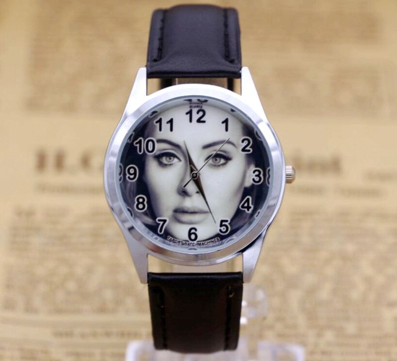 Luxury Brand Watch Angelina jolie Case Ladies Watches Women Fashion Leather Quartz Watch Relogio Feminino Clock Relojes Mujer free shipping 62pcs tig welding consumables accessories kits 17