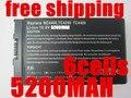 5200 мАч 6 ячеек новая и замена батареи для портативных компьютеров для ноутбуков HP NC4200 nc4400, 381373 - 001,383510 - 001, Hstnn-c02c, Свободный выбор