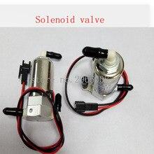 2шт Высокое качество дешевая цена Соленоидный клапан для широкоформатных запасных частей принтера