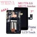 WEIDA écran LCD pour bloc-notes Asus ME173 ME173X écran tactile LCD assemblée remplacement avec cadre K00B