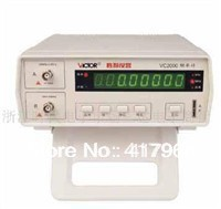 ФОТО Multifunctional VC2000 Frequency Counter Testing Meters 8-bit led display