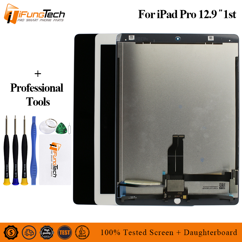 2015 A1652 A1584 Digitizer LCD Screen Display Test Cable for iPad Pro 12.9/""
