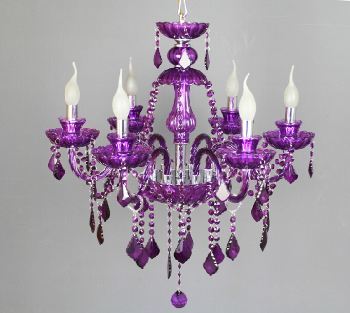 Wowlite luxury purple glass chandelier pendant lamp in pendant wowlite luxury purple glass chandelier pendant lamp in pendant lights from lights lighting on aliexpress alibaba group mozeypictures Images