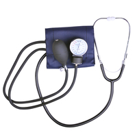 Preciseness Blood Pressure Cuff Monitor And Stethoscope Set Health Care Tool