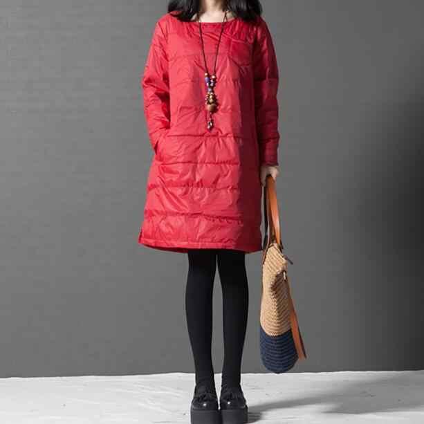 2018 Hot Phong Cách Mùa Thu Phụ Nữ Ăn Mặc Cổ Điển Lỏng Dài Tay Áo Chần dress Vestidos Áo Elbise DF409