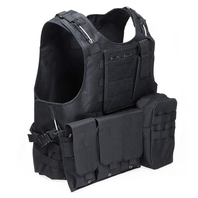 Military Tactical Vest Army...