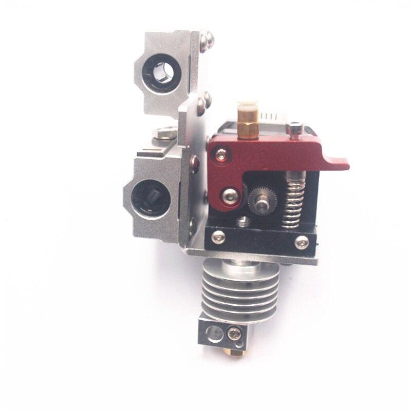 Funssor Prusa i3 directe MK10 extrudeuse + X axe transport kit de mise à niveau en alliage d'aluminium extrudeuse 0.4mm buse en métal x d'extrusion kit