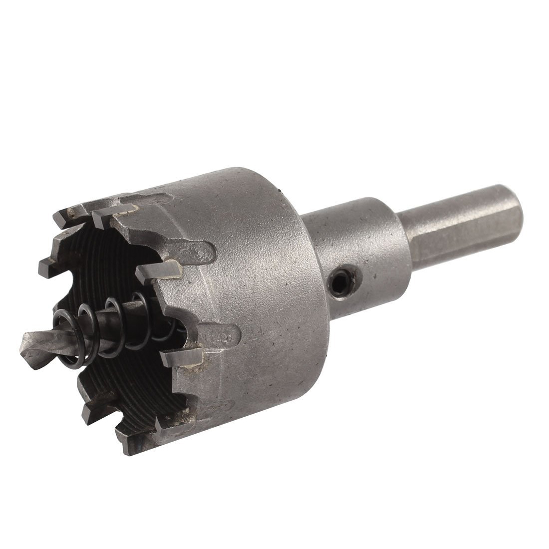 Подробнее о Hot salee Shank 6mm Twist Drill Bit 38mm Dia Stainless Steel Hole Saw Cutter uxcell 6mm twist drill bit 21mm cutting dia stainless steel plate hole saw cutter
