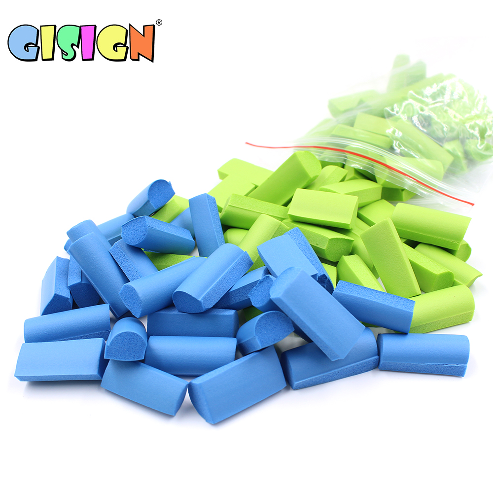 Sponge Addition For Slime Filler Decoration Foam Beads Strip Balls Slime Accessories Charms Chunk Toys For Antistress Kids