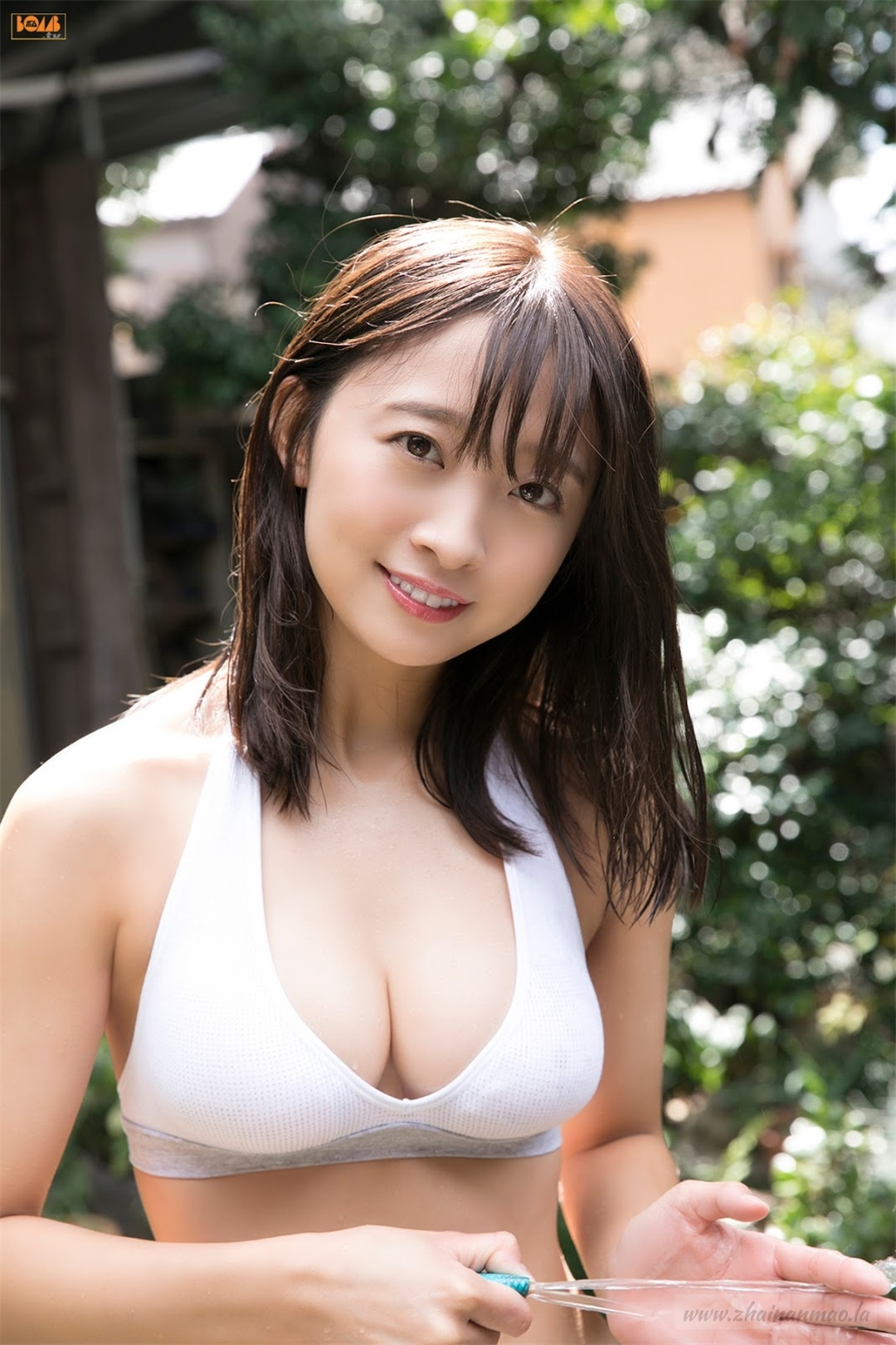 渡边幸爱 以亲切的笑容、疗癒的眼神来迷倒众人(20P)附无水印