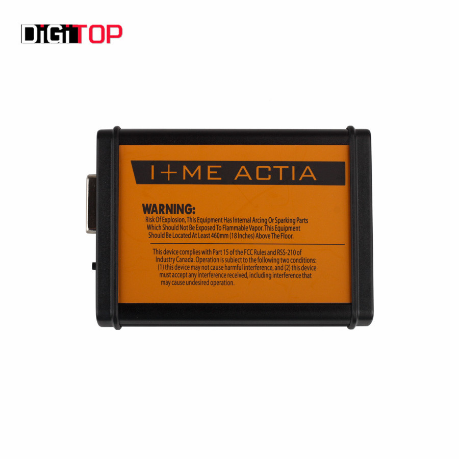 New Promotion For BMW ICOM A3 Professional Diagnostic Tool Hardware V1.37 Get Free For BMW 20Pin Cable