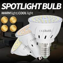 цены на E27 LED Lamp 220V Spotlight GU10 LED Bulb GU5.3 5W MR16 Spot Light Bulb E14 7W Lampada LED 3W Corn Light B22 Bombilla 2835 SMD  в интернет-магазинах