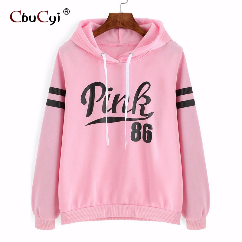 sudaderas mujer 2017 hoodie tommy women Pink and other colors kawaii ...