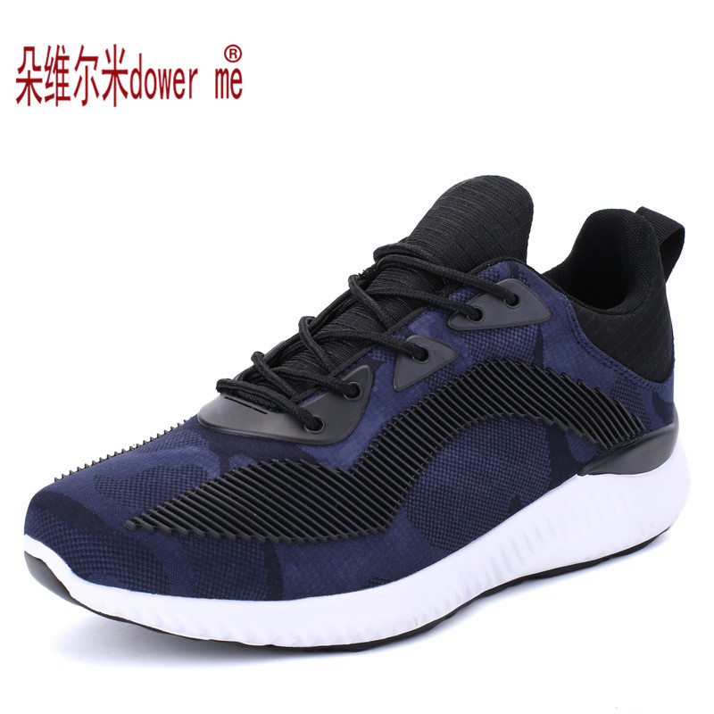 2017 New Fashion Men Casual Shoes Spring Autumn Mens Trainers Breathable Flats Walking Zapatillas Hombre Male Classic Shoe