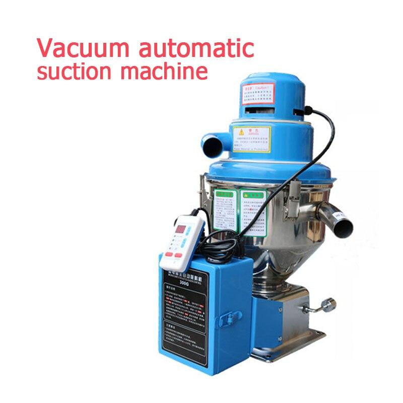 Automática do Vácuo Máquina de Moldagem por Injeção de Plástico do Vácuo Alone tipo de Partícula Alimentador da Máquina de Sucção 300g de Alimentação Stand
