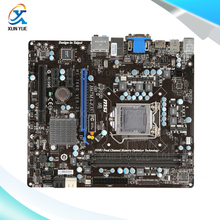MSI H67MA-E35 Original Used Desktop Материнских Плат H67 Сокет LGA 1155 DDR3 i3 i5 i7 16 Г SATA3 Micro-ATX