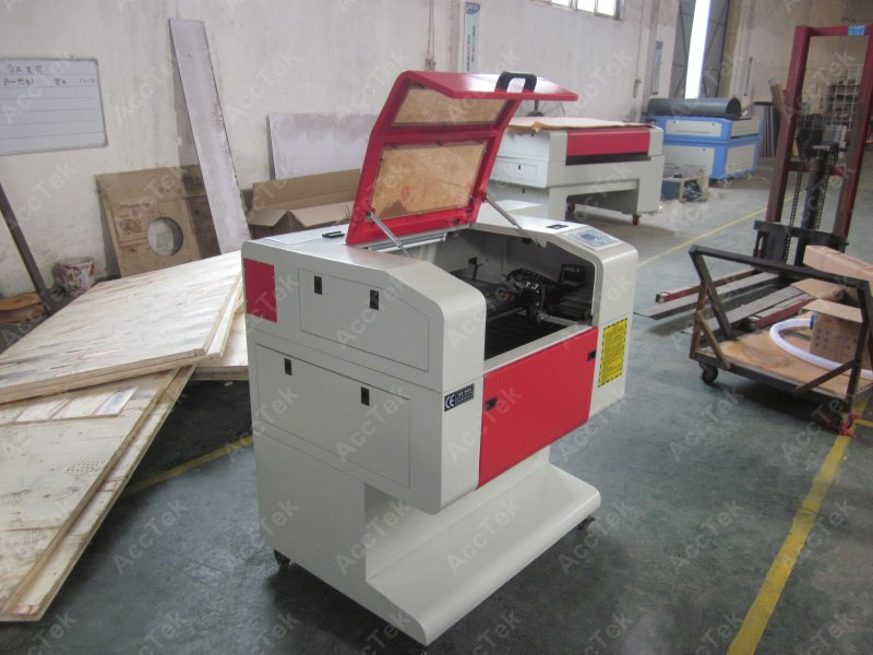 600*400 galvo laser engraving machine for sale
