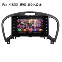 RAM 4G ROM 32G 1024*600 Android 8.0 Special Car DVD Player For NISSAN JUKE 2004 2016 Octa 8 Core GPS Navigation Radio RDS Stereo