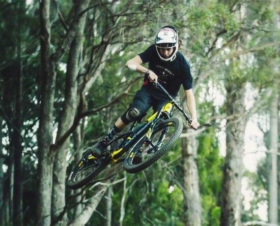 MTB carbon bike