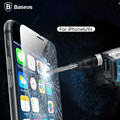 Baseus para 6 6g/6 s templado de vidrio 0.2/0.3mm ultra-delgado protector de pantalla a prueba de agua flim protector pro para iphone 6 4.7 ''series