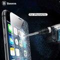 Baseus para 6 6g/6 s vidro temperado 0.2/0.3mm ultra-fino protetor de tela à prova d' água flim protetor pro para iphone 6 4.7 ''series