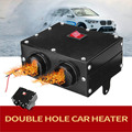 Hot New 400W 12V/24V Car Vehicle Fan Heater Defroster Demister Hot Heating Warmer HY99 DC11