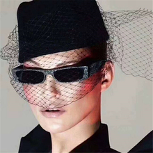 Luxury Square Sunglasses Women Oversized Rhinestone Frame Bl