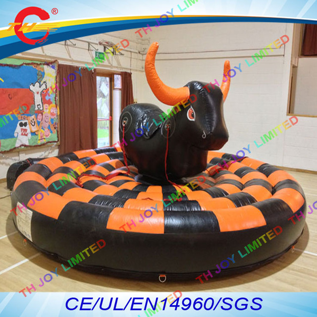free air shipping to door5mdia Rodeo Bull ride InflatableRiding
