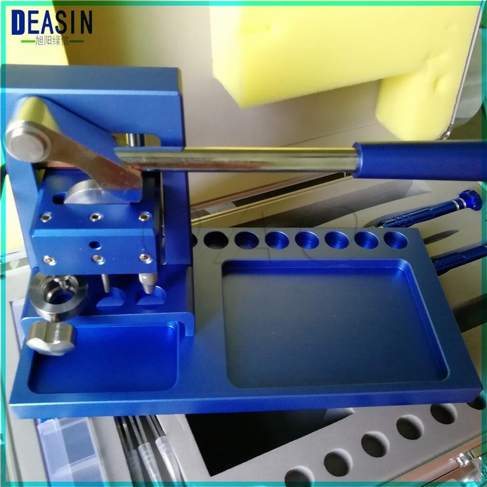 цены на Dental handpiece repair kit Dental Air turbine Cartridge Maintenance Repair Tools Bearing removal tool  в интернет-магазинах