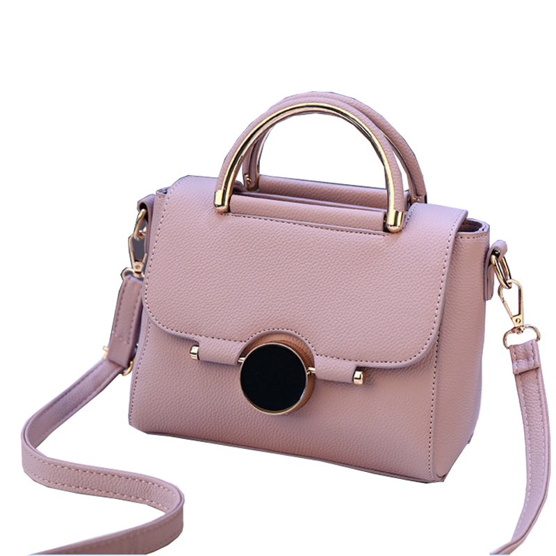 Hot Sale Women PU Leather Bag Fashion Casual Multi-function Crossbody Bag High Quality Shoulder Bags Many Colors Are Available