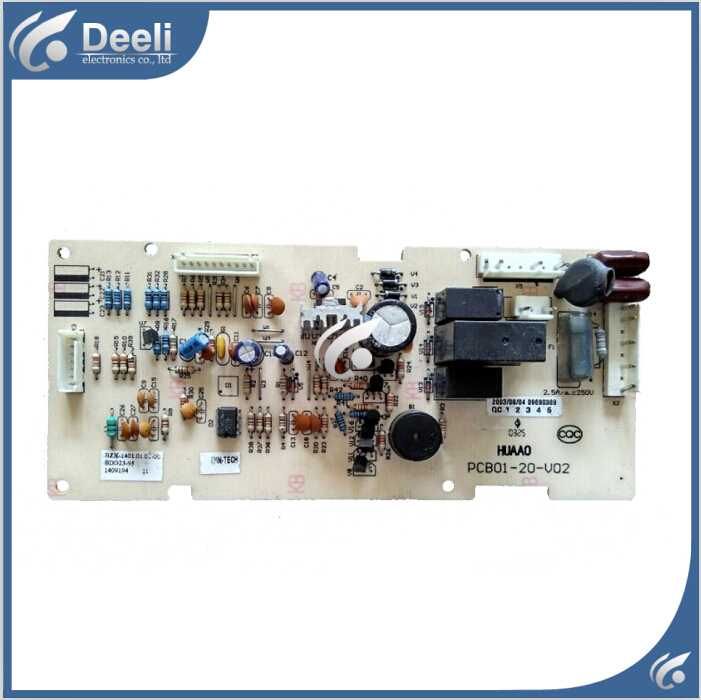 95% new used for refrigerator Computer board PCB01-20-V01 = PCB01-20-V02 BDG23-95