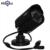 Hiseeu 800tvl abs cctv câmera analógica 1000tvl ir-cut night vision impermeável ao ar livre câmera de vigilância de bala freeshipping sbe