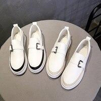 Women Vulcanize Shoes Wedges Sneakers Casual Vulcanize Shoes