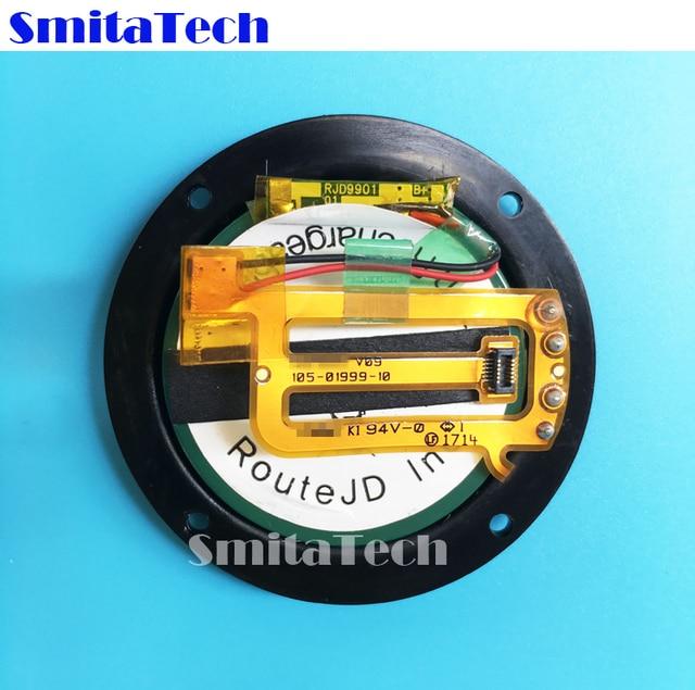 ガーミンフェニックス 2 gps 腕時計リチウムイオン電池とボトムカバー