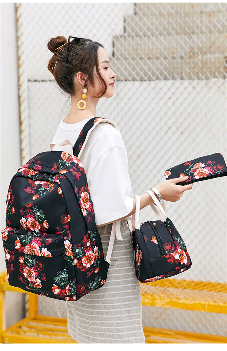 flower backpack  (5)