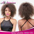 Cheap Short Afro Kinky Curly Wigs For Black Women Perruque Synthetic Women Heat Resistant  Synthetic Wigs Peruca