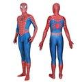 Новый взрослый дети Человек-паук 3 Человек-паук raimi костюм зентай для косплея боди супергероя костюм комбинезоны