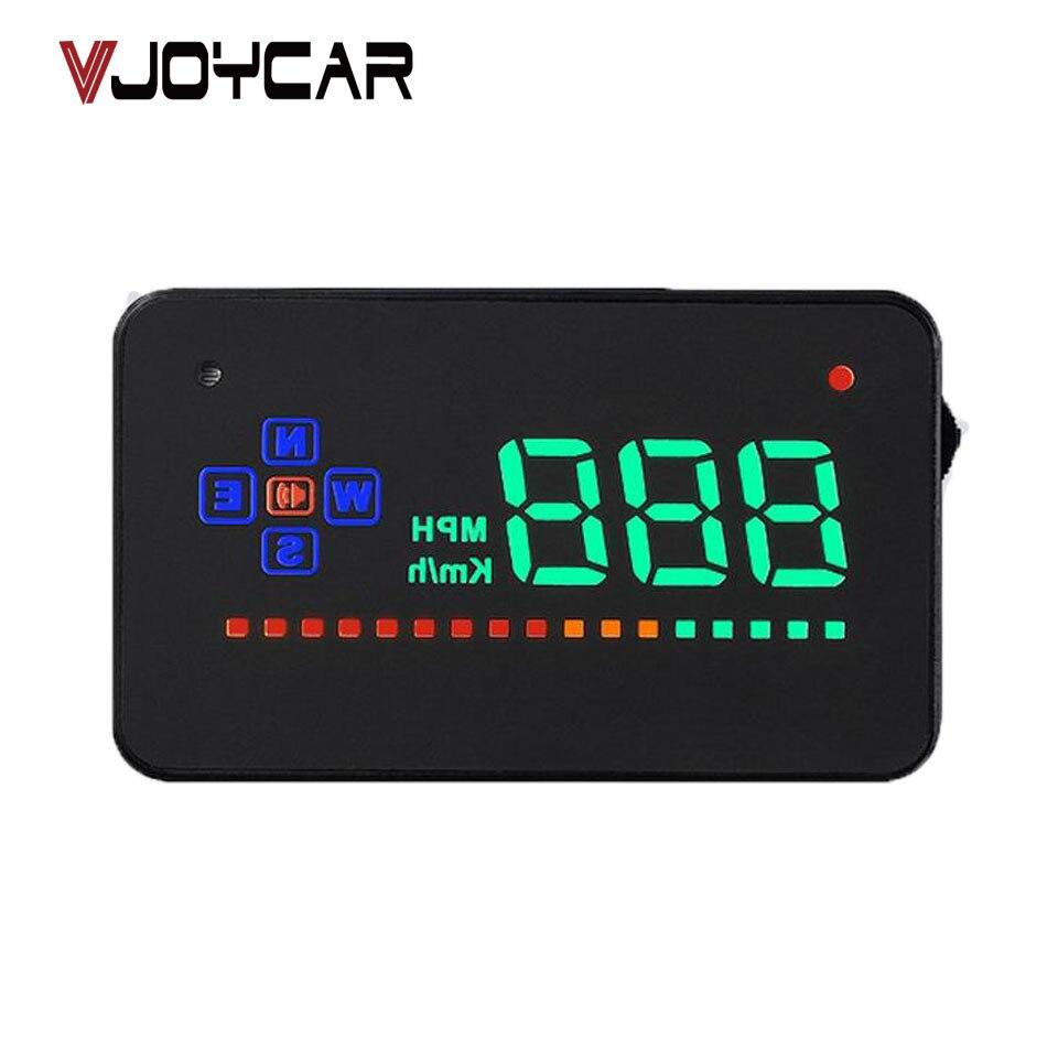 VJOYCAR A2 3.5 GPS Hud Display Car Speed Projector Head Up Display Digital Speedometer On The Windshield Auto Brightness Adjust