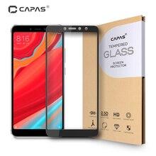 2 шт для Xiaomi Redmi S2 Закаленное стекло протектор экрана оригинальные capas Redmi Y2 полное покрытие 9H Защитная пленка для ЖК-экрана Противоударная