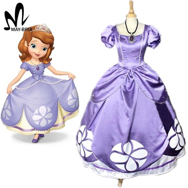 Princess Sofia Dress First