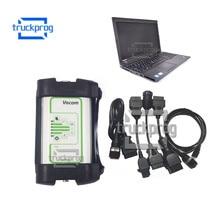 Full Truck Diagnostic Scanner Vocom 88890300 with T420 Laptop Diagnose Excavator Construction Equipment
