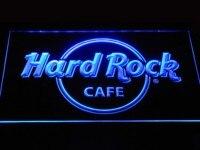 A251 жесткий рок кафе светодиодный неоновый знак с переключателем вкл/выкл 7 цветов на выбор
