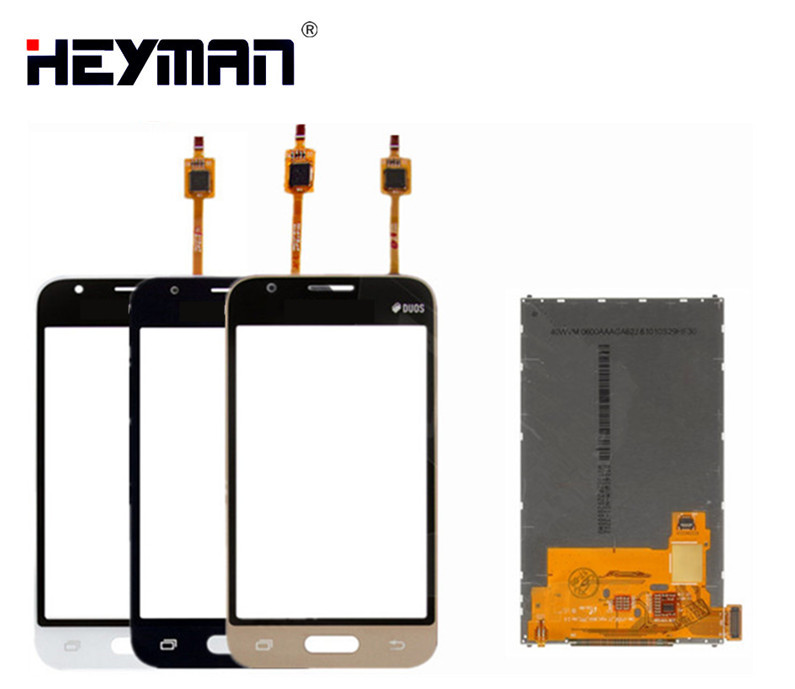 LCD with Touchscreen for <font><b>Samsung</b></font> <font><b>J105H</b></font> <font><b>Galaxy</b></font> <font><b>J1</b></font> <font><b>Mini</b></font> (<font><b>2016</b></font>), J106F <font><b>SM</b></font>-<font><b>J105H</b></font> LCD display screen Digitizer Glass Panel Front image