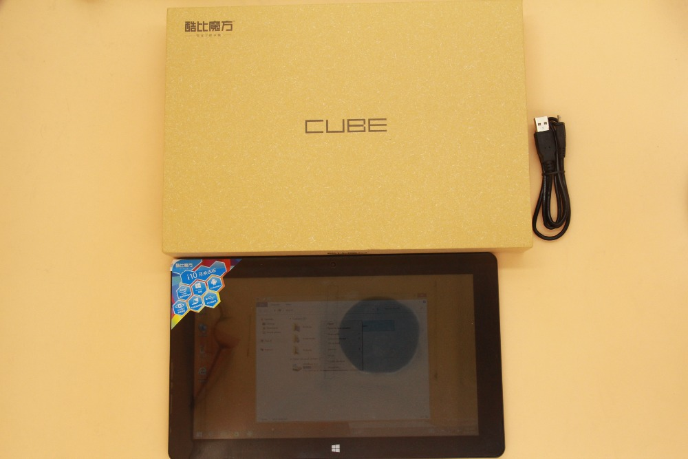ORiginal Newest 10 6 HD Cube I10 Dual Boot Tablet PC Windows 8 1 Android 4
