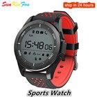 ①  Q17 Bluetooth Спорт Смарт-Часы IP68 Водонепроницаемый Шагомер Открытый Фитнес-Трекер SmartWatch Huaw ★