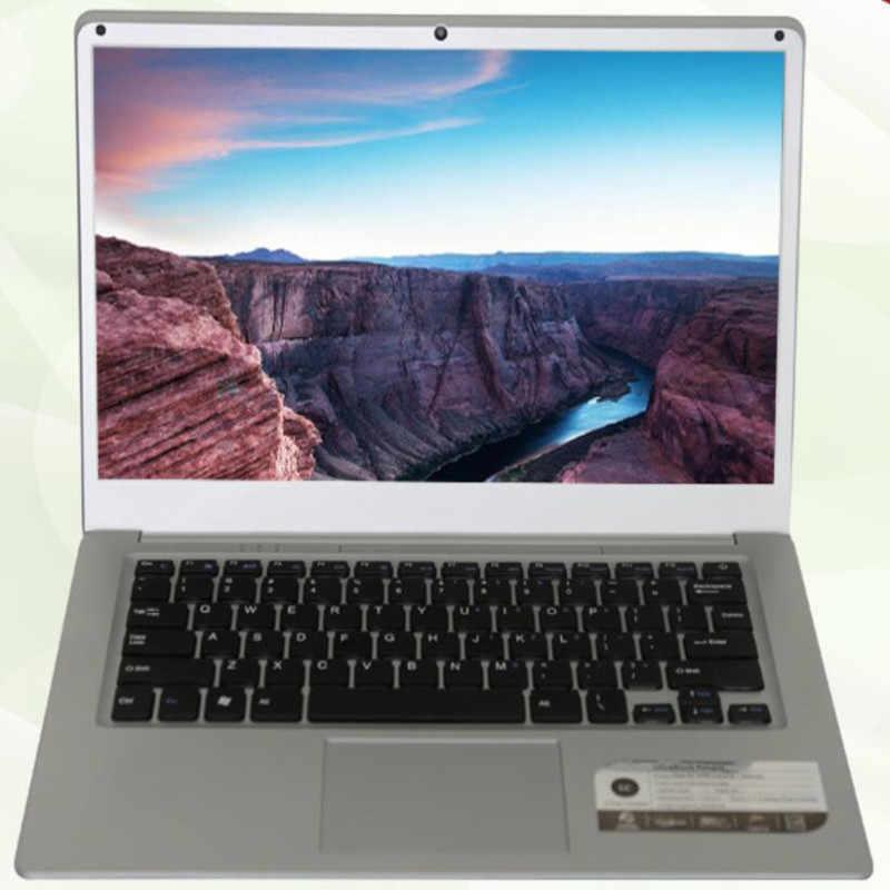 משרד מחשב נייד מחשב עם Intel Atom X5-Z8350 1.44Ghz Quad Core 4GB RAM & 64GB EMMC + תמיכה TF 5 שעות שנמשך 8000mAh סוללה