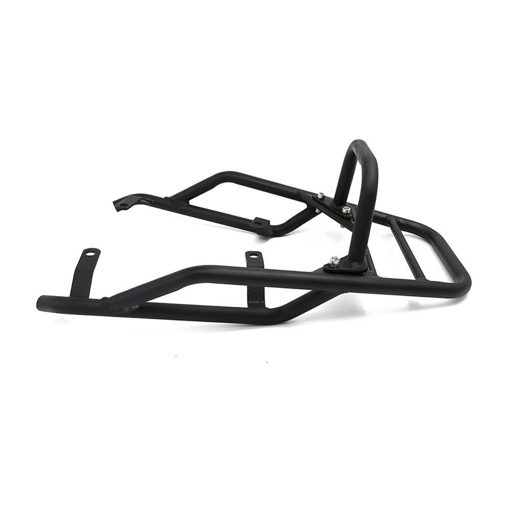 Motorcycle Rear Luggage Rack Carrier Support Shelf Holder Passenger Hand Rail Bar Grip For BMW R
