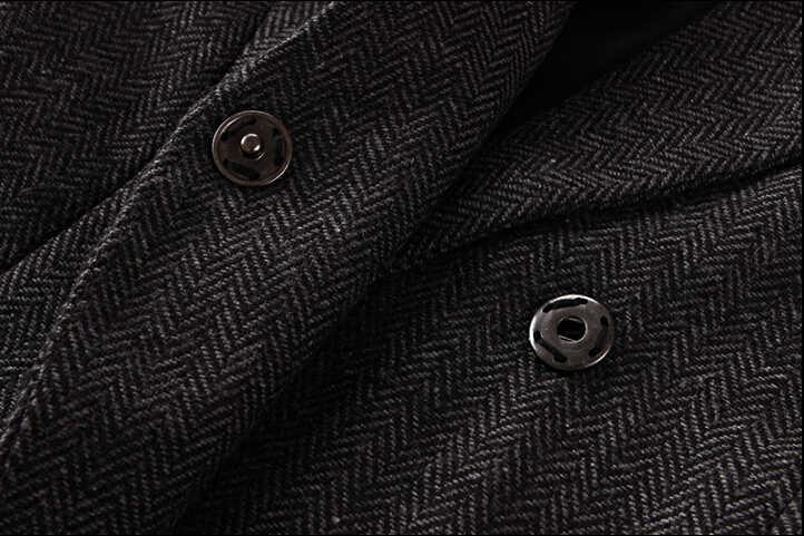 28b87ce006e Women Blazer Vest Gilet Sans Manches Spliced Female Autumn Jackets Slim Fit  Waistcoat Spring Coats Colete Feminino A3135