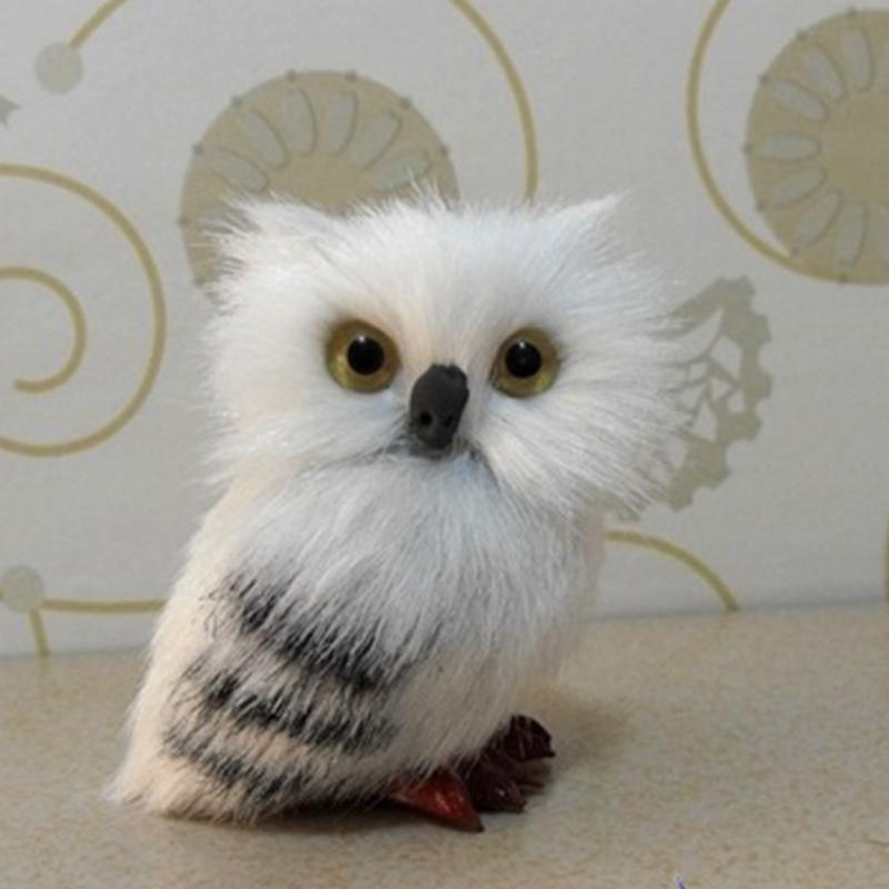 Super Cute Owl Christmas Plush Stuffed Doll Props Ornaments Hanging Pendant Gifts Collectible Boys Girls Plush Toy Gifts